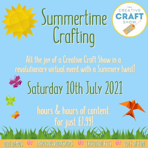 summertime Crafting Show Details