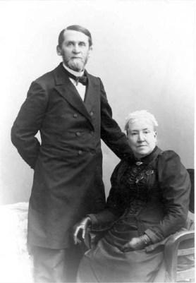 Rev. William Speer