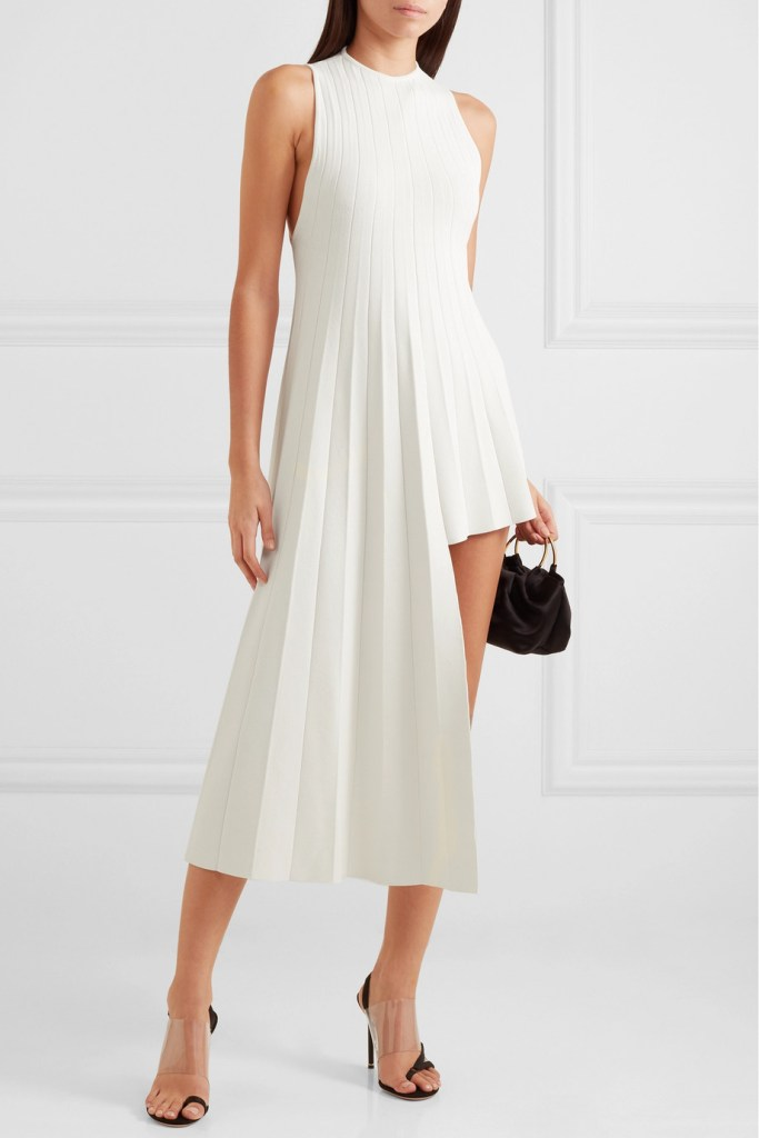 peter do white wedding dress fashion style bridal designer runway