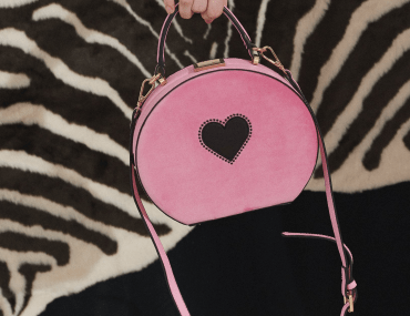 lazy oaf pastel pink purse heart cute kawaii quirky sweet accessories valentine's day fashion style