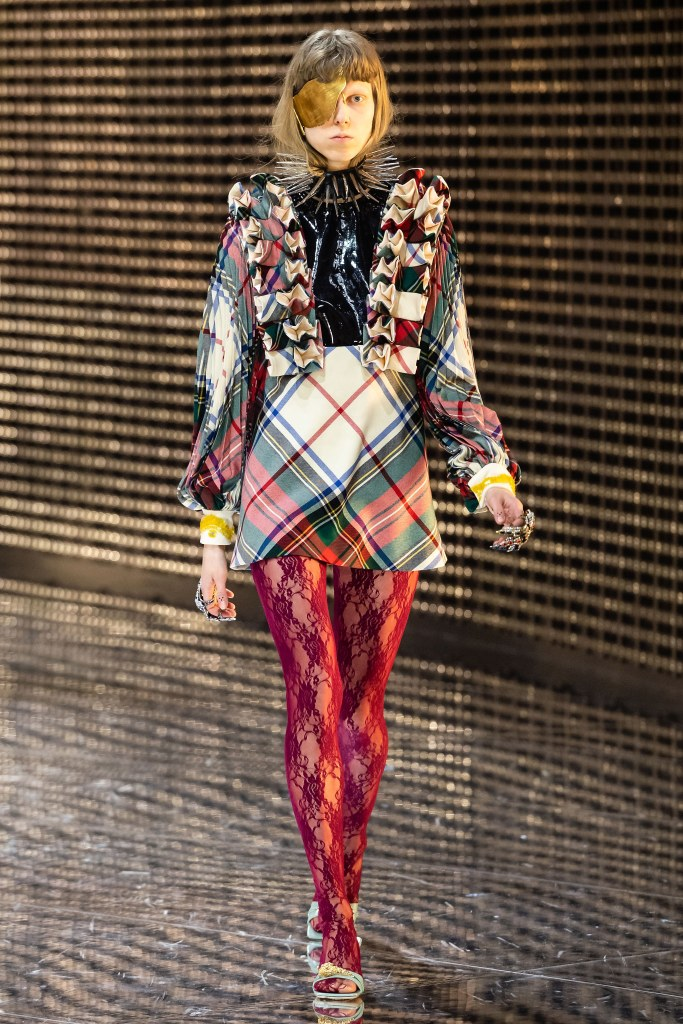 gucci fall winter 2019 runway fashion style accessories avante garde the young eclectic