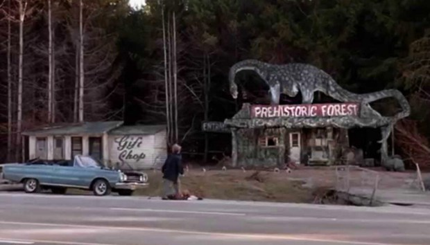 "Even ""Tommy Boy"" did prehistoric parks right"