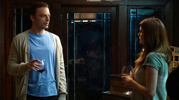 "YOU'RE THE WORST -- ""LCD Soundsystem"" -- Episode 209 (Airs Wednesday, November 4, 10:30 pm e/p) Pictured: (l-r) Justin Kirk as Rob, Aya Cash as Gretchen. CR: Byron Cohen/FX"