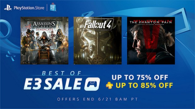 Best of E3 Sale