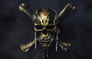 Pirates 5 Skull and Crossbones
