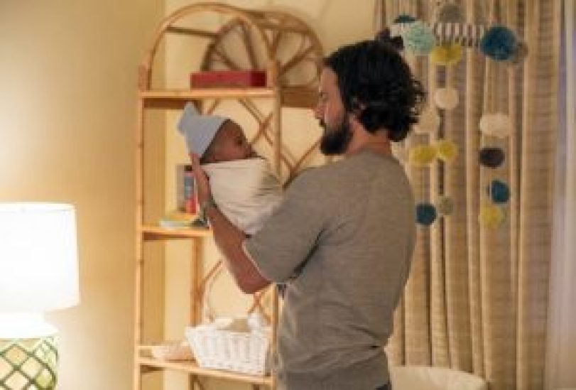 "THIS IS US -- ""Kyle"" Episode 103 -- Pictured: Milo Ventimiglia as Jack -- (Photo by: Ron Batzdorff/NBC)"