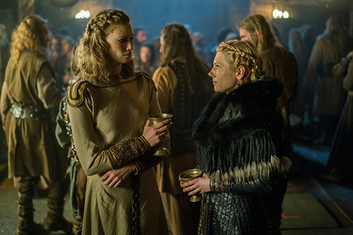 "TV Review: Vikings 4x12 ""The Vision"""