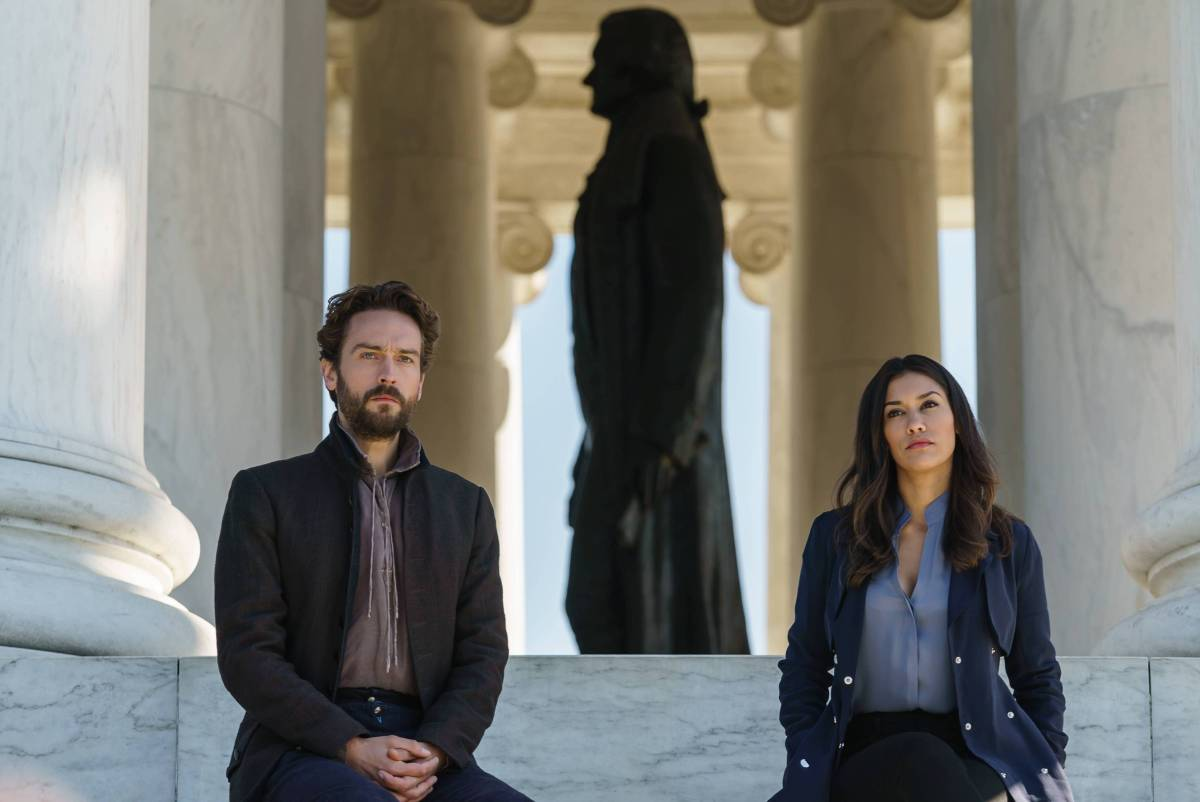 "TV Review: Sleepy Hollow Season 4 Premiere - ""Columbia"""