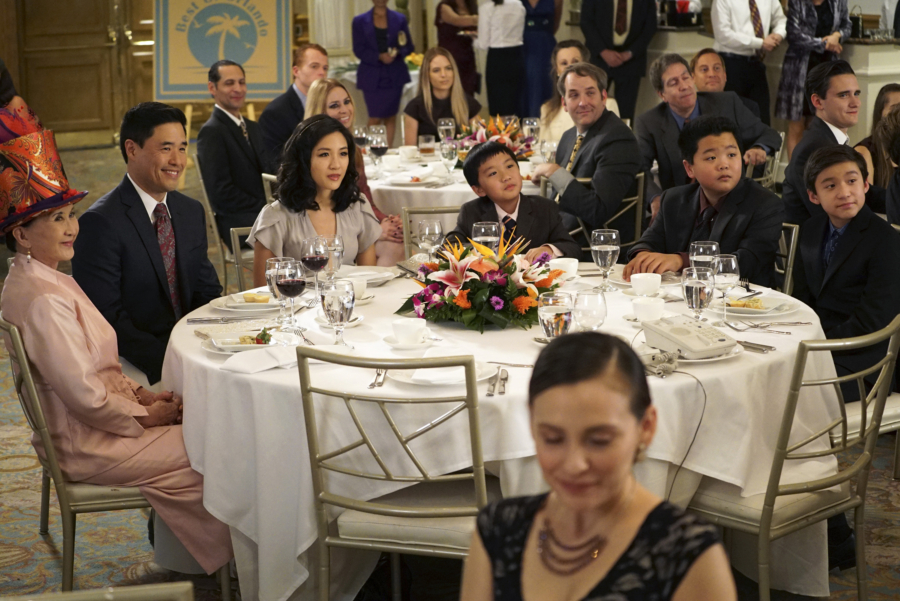 "TV Review: Fresh Off the Boat (3x10) ""The Best of Orlando"""