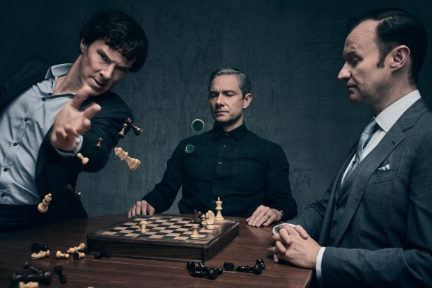 "TV Review: Sherlock 4x03 ""The Final Problem"""