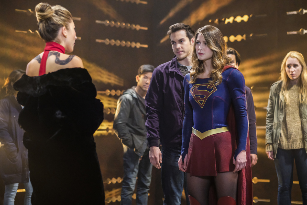 "TV Review: Supergirl 2x09 ""Supergirl Lives"""