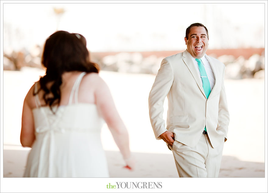 Ryan and Cassie  Redondo Beach CA  The Youngrens  San Diego Photographers