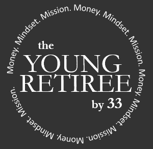 FINANCIAL INDEPENDENCE THROUGH LEARNING                TheYoungRetireeby33