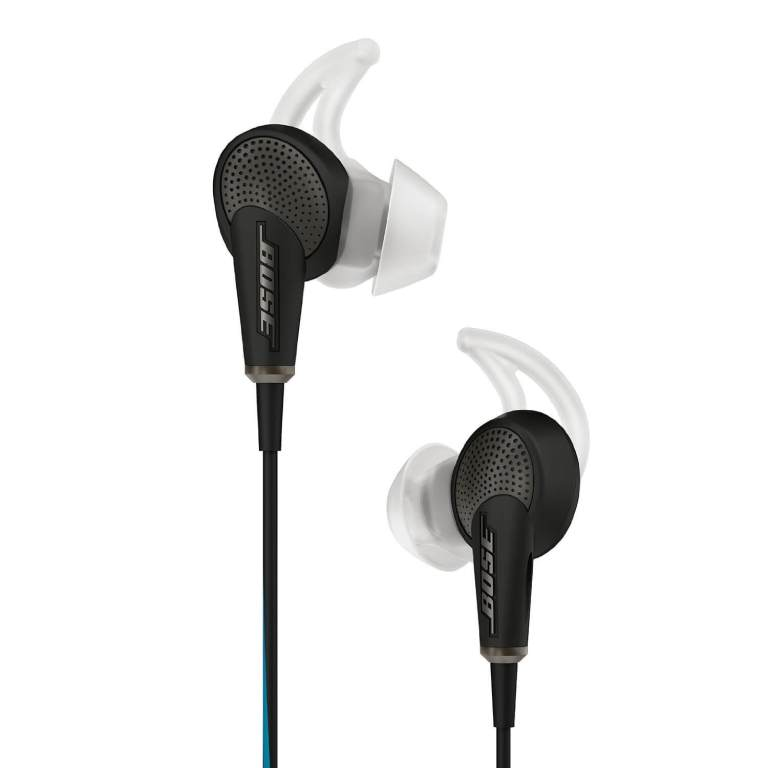 Bose Noise Cancelling In Ear Headphones. A must have!