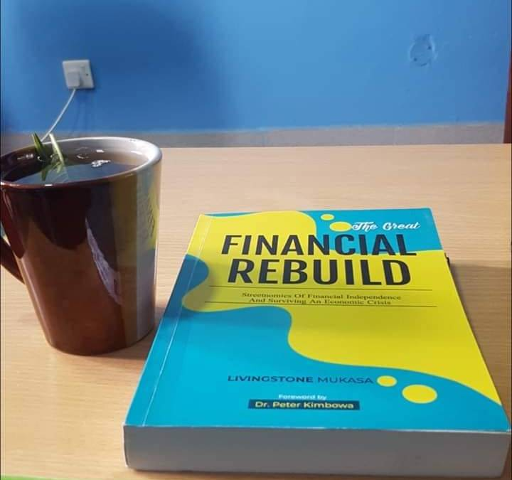 The Great Financial Rebuild Book