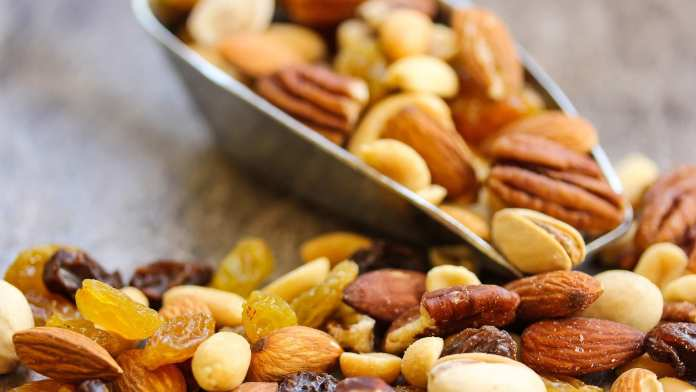 Dry Fruits List In Hindi