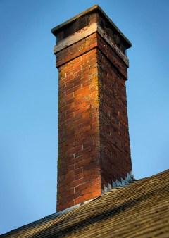 Red Brick Chimney
