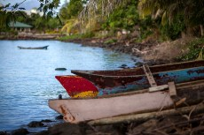 Samoan Canoes