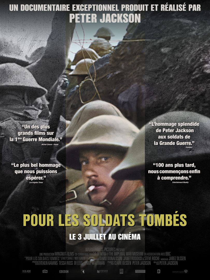 They Shall Not Grow Old Streaming Vostfr : shall, streaming, vostfr, 4ym2jejos, 〘They, Shall, STREAMING, [(Film, Complet)]