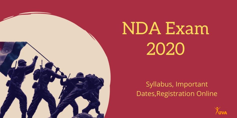 NDA 2020 Exam