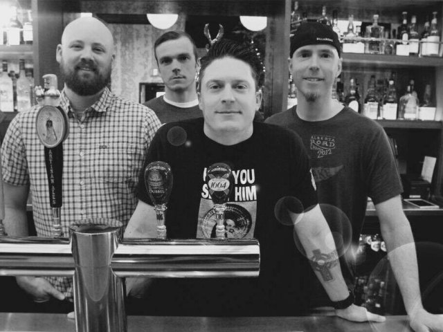 Local punk faves Downway up and running again with reunion, new album in the works