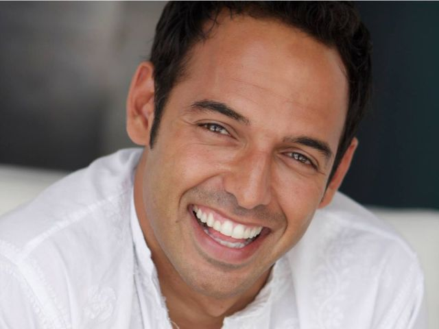A quick 5(ish) questions with comedian Shaun Majumder