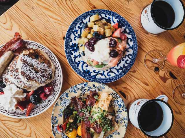 Avoid New Year's Eve regret with daytime brunch at Mount Engadine Lodge