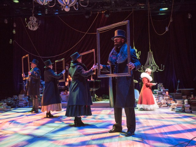 High Performance Rodeo show Onegin puts the party back in Russian prose poetry