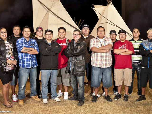 Win tickets to see eight-time Grammy nominated Alberta act Northern Cree at Studio Bell