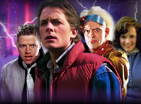Michael J  Fox to reunite with Back to the Future cast at