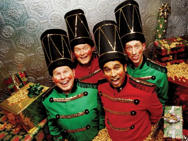 Enter to win tickets to The Heebee-jeebees Christmas show at the Bella Concert Hall