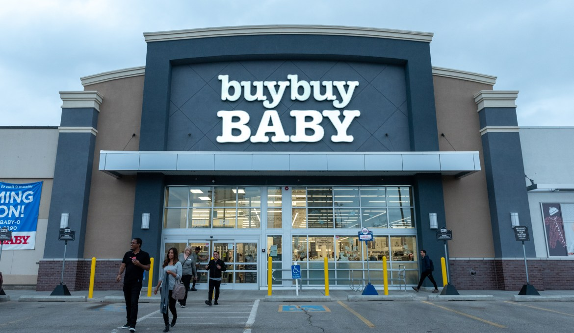 Kids Store Buybuy Baby Opens First Calgary Location