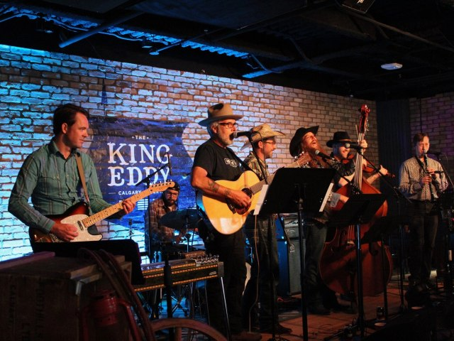Spend New Year's Eve with The Polyjesters at the King Eddy