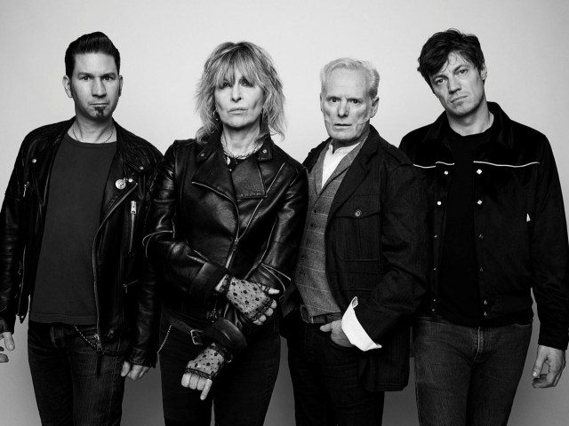Roots 'n' Rock Roundup: Reviews of recent albums by Pretenders, JJ Shiplett, Lucky Holloway and Richard Inman