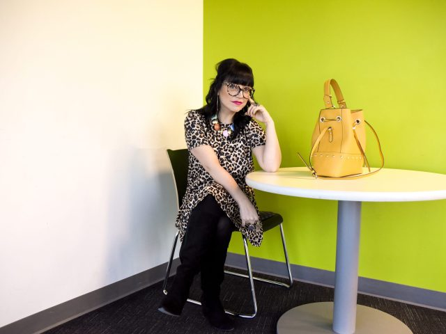 Style With A Side of Self Worth: Calgary fashionista, stylist and publicist Aldona Barutowicz all about the positivity