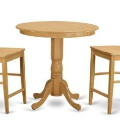 High Top Table Chair Set Straight Back Chairs Wood 10 Best Wooden Folding For Sale And Tables In 2019 Review 2 Bar Stools By East West Furniture