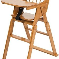 Wooden High Chairs For Babies Rod Iron Top 10 Baby Of 2019 Reviews Thez7 Elenker Folding