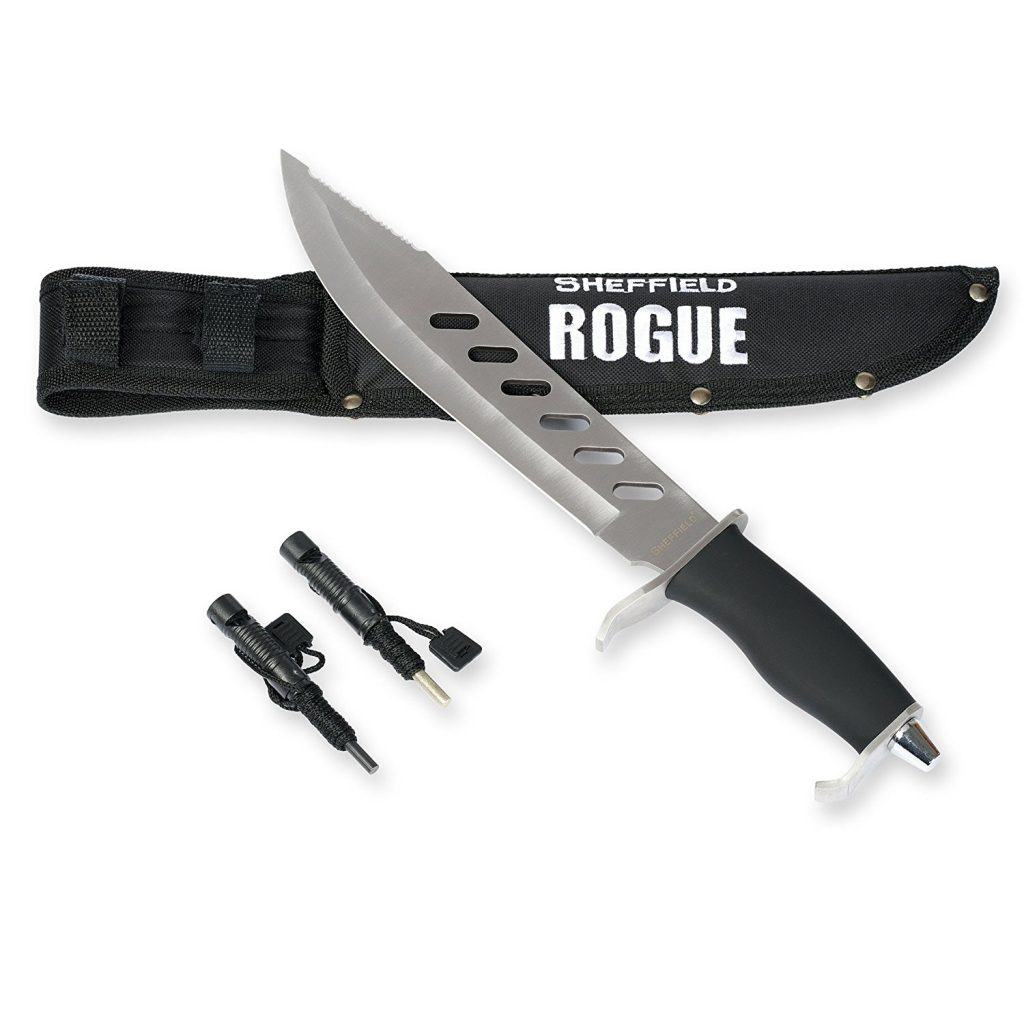 Sheffield Rogue Knife Tactical Survival