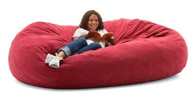 what size bean bag chair do i need rocking chairs for kids best giant 5 hottest reviews buying guide in 2019 big joe xxl fuf comfort suede