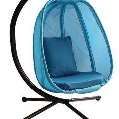 Swing Chair With Stand Amazon Hanging For Girls Bedroom Top 10 Best Egg Chairs In 2018