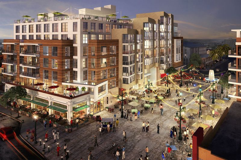 Little Italy Food Hall Coming March Of 2018