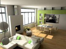 Modern Living Room Home Decor