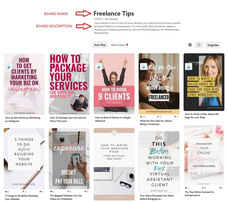 Essential SEO tips for your Pinterest account