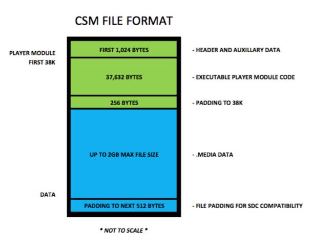 CSM FORMAT