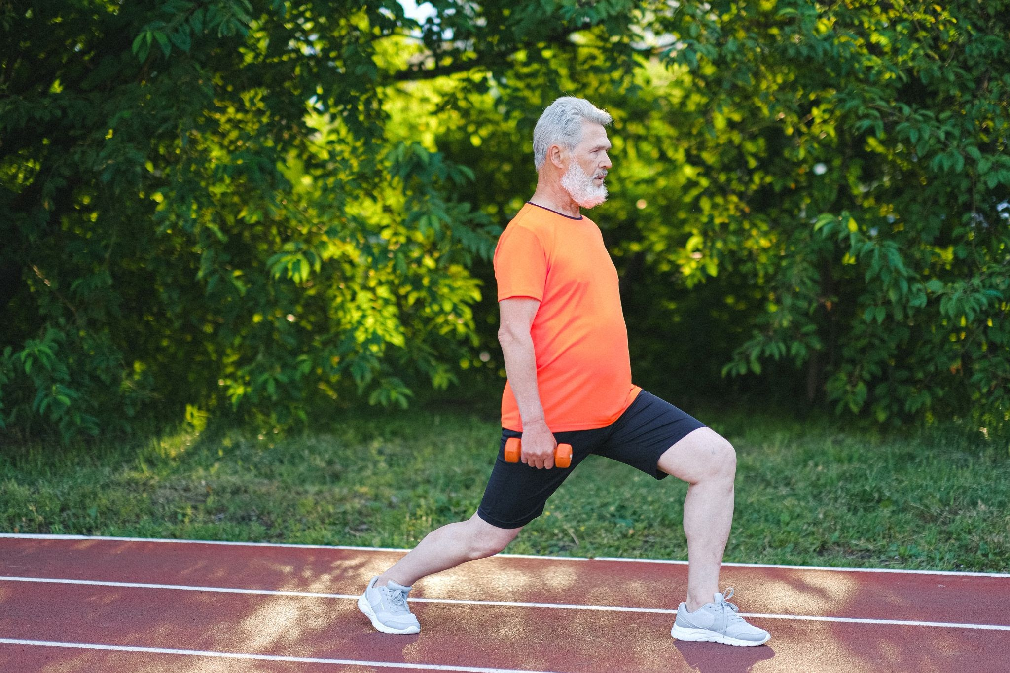 Strength Training is Essential for the Senior Athlete and Masters Cyclist