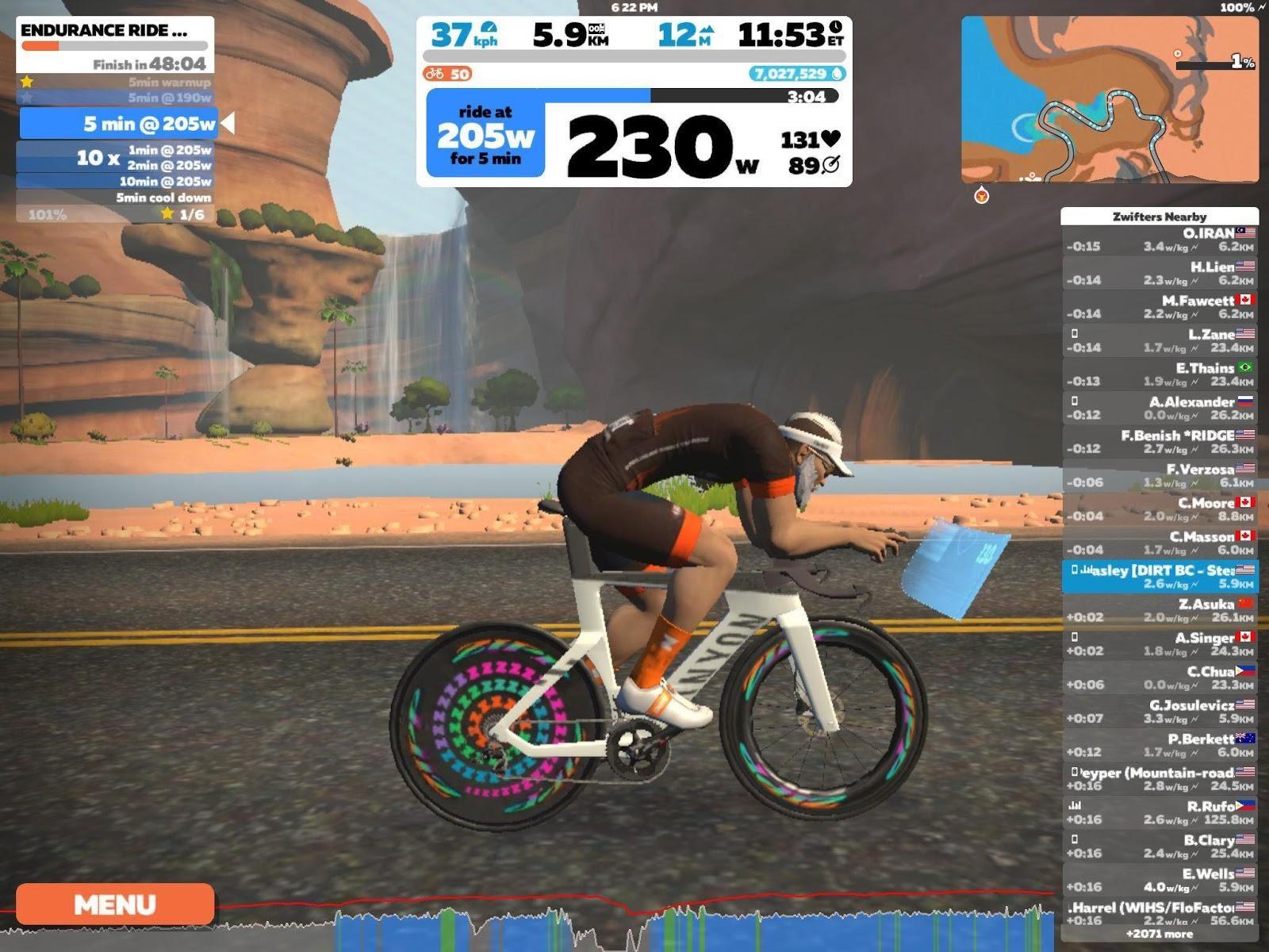 Part One-Rhabdomyolysis: A Hidden Risk of Virtual Cycling