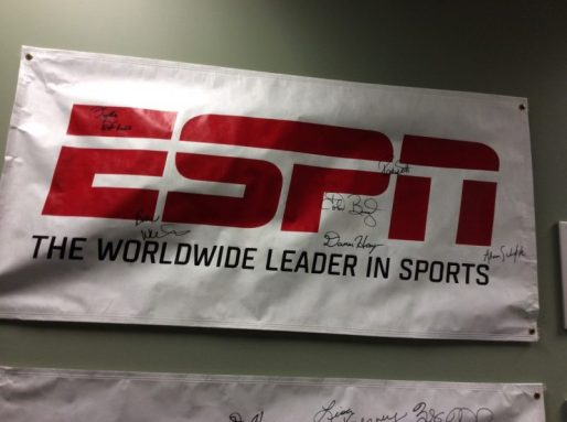 ESPN banner