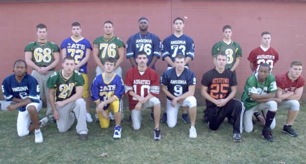2000 All-NVL Offense (Republican-American archive photo)