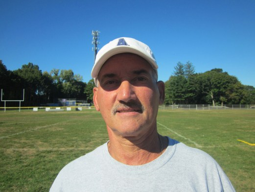 Ansonia football Bob Lisi