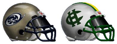 woodland holy cross helmets